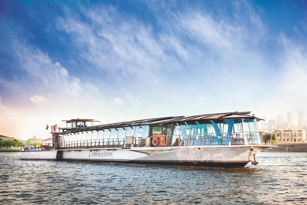 Luxury Bateaux Dubai Dinner Cruise
