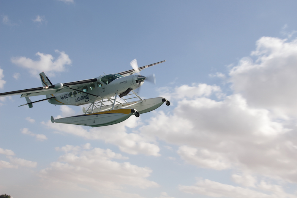 Seaplane Adventure Dubai, UAE