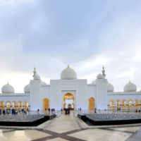Sheikh Zayed Grand Mosque, Abu Dhabi City tour