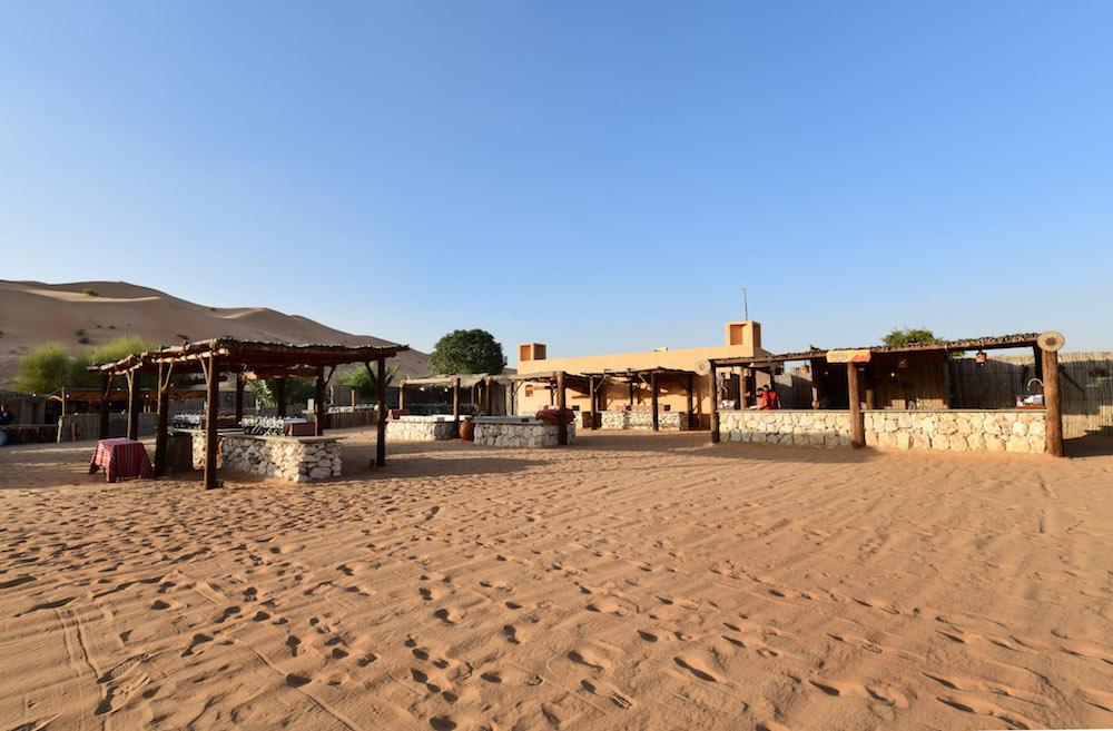 desert safari camps in dubai, uae