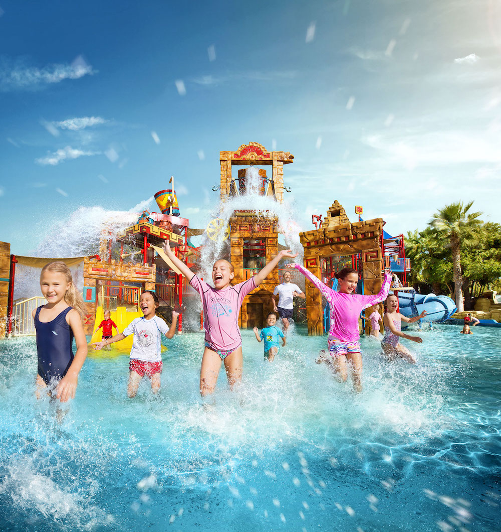 6. Aquaventure Waterpark, Atlantis
