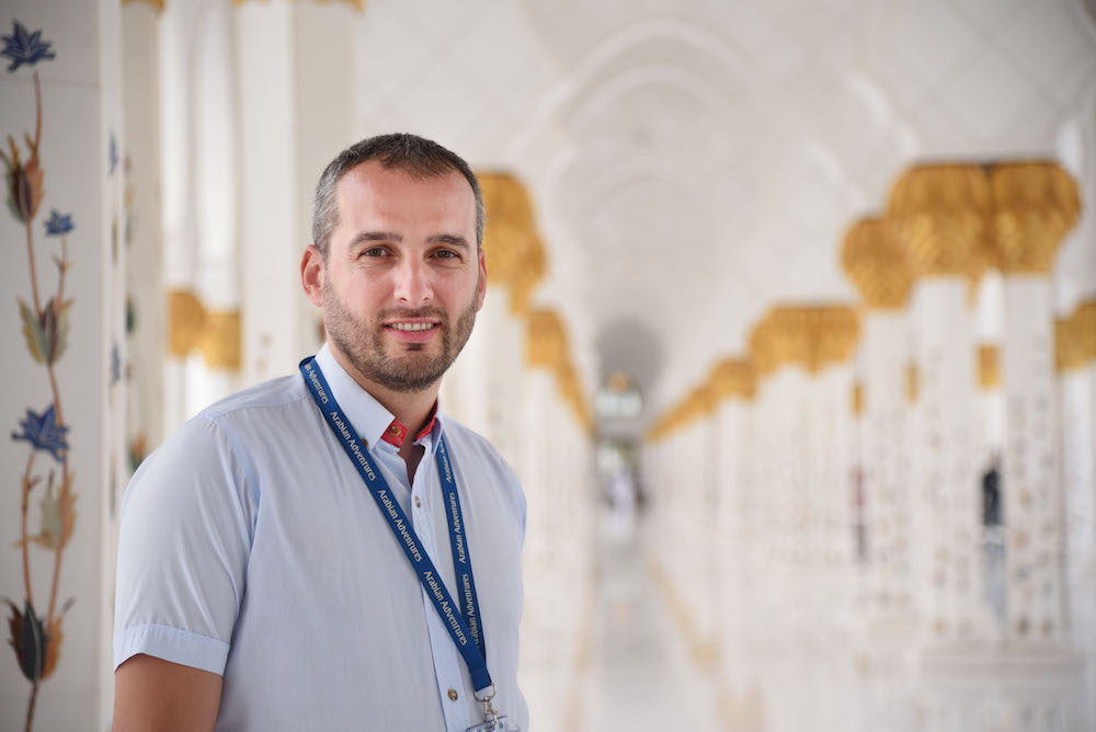 Abu Dhabi sightseeing tour, tour operator in Abu Dhabi