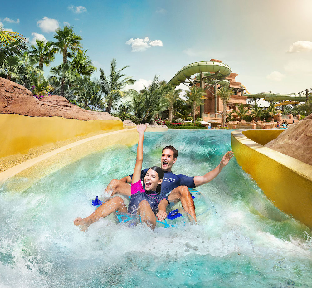 Dubai Aquaventure Park tickets