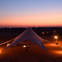 Private Starlight Safari in Dubai Desert - Arabian Adventures