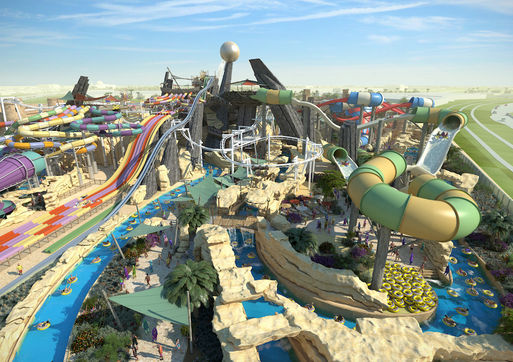 Yas Island, Yas Water World, Abu Dhabi Attractions