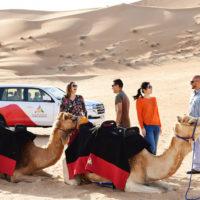 Photography in Desert Safari Dubai