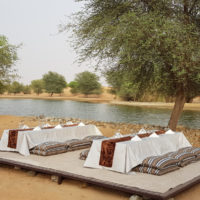 Camel Ride Experience in Dubai Desert Safari