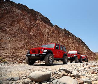 Jeep Adventure Safari - Arabian Adventures