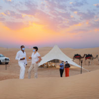 Safari Camp Dubai Desert Safari