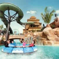 Atlantis Aquaventure Dubai - Attractions and Places