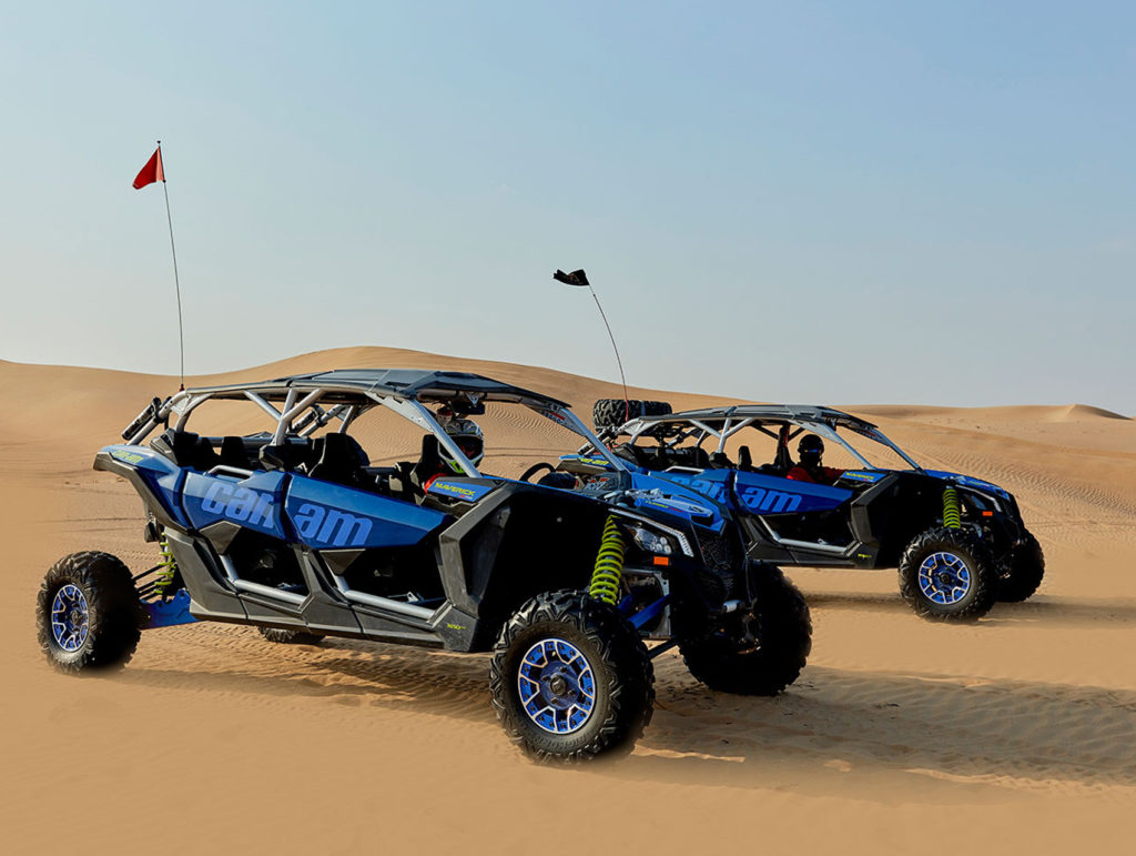 Desert Dune Buggies in Dubai - Arabian Adventures