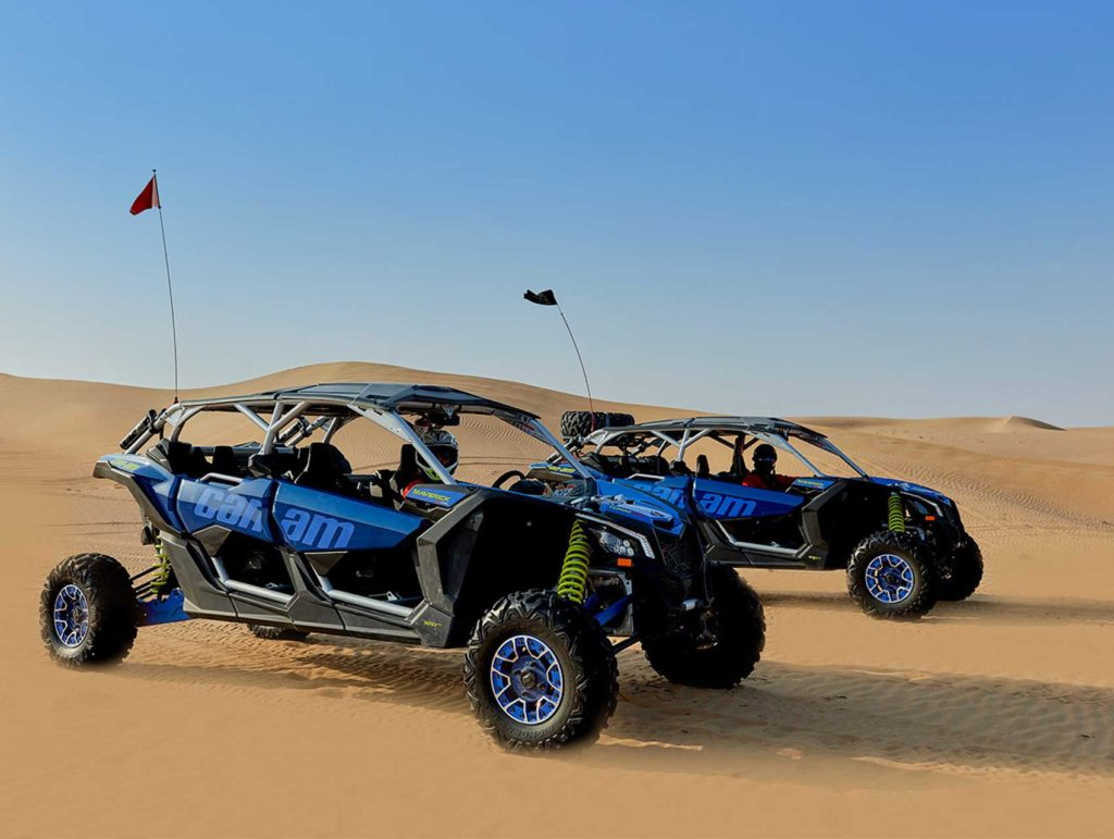 Desert Dune Buggies in Dubai - Arabian Adventures