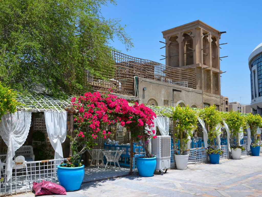 Al Fahidi Cultural Neighborhood - Arabian Adventures